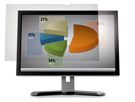 3M AG23.0W9 Frameless Anti-Glare Clear Screen Filter for 23.0  inch Widescreen Desktop LCD Monitors