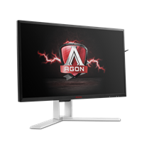 AOC Agon AG241QG 24 inch LED 1ms Gaming Monitor - 2560 x 1440, 1ms