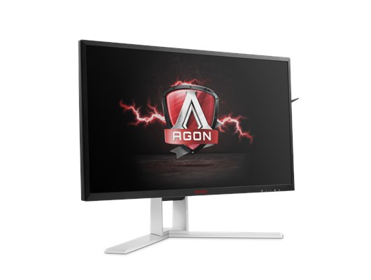 "AOC AGON AG241QX 23.8"" QHD 144Hz Gaming Monitor"