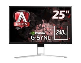 "AOC AGON AG251FG 24.5"" Full HD LED 240Hz Monitor"