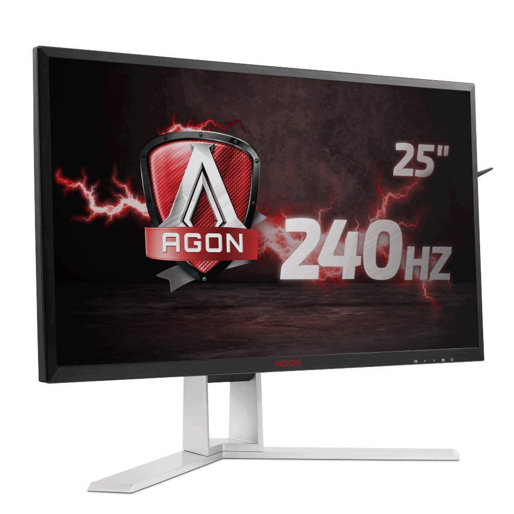 AOC AG251FZ 25 inch LED 1ms Gaming Monitor - Full HD, 1ms, Speakers