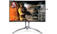 AOC AG273QCX 27 inch 144Hz 1ms Gaming Curved Monitor - 2560 x 1440