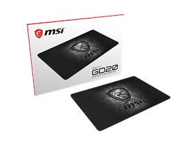 MSI AGILITY GD20 Gaming Mousepad