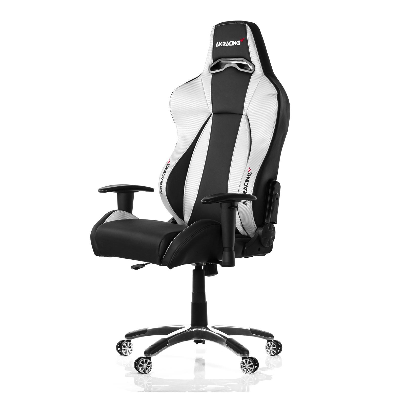 Ak Racing Premium V2 Gaming Chair Black Amp Silver Ak