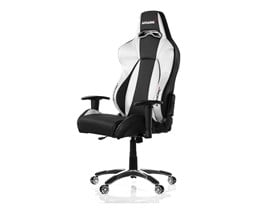 AK Racing Premium V2 Gaming Chair - Black & Silver