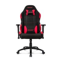 AKRacing Core Series EX-Wide Gaming Chair (Black, Red)