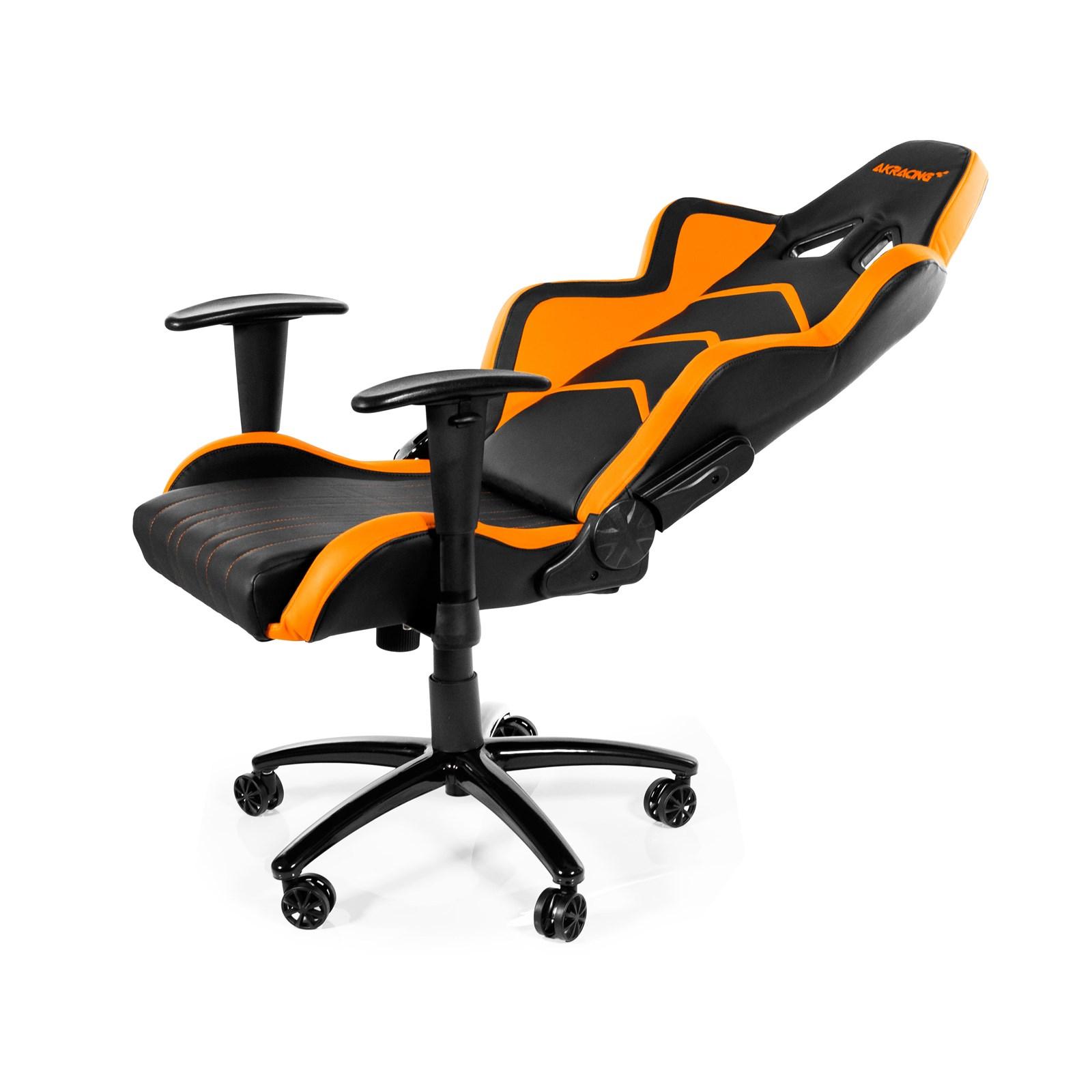 AK Racing Player Gaming Chair Black Orange AK K6014