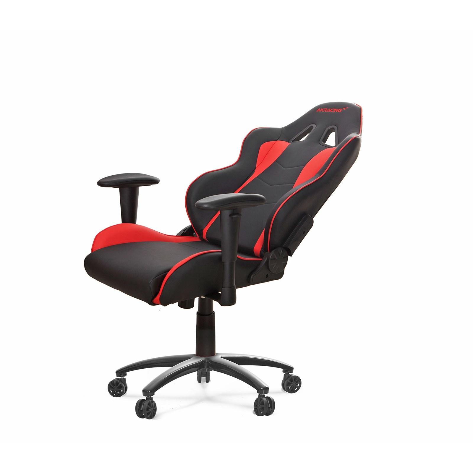 AK Racing Nitro Gaming Chair Red AK NITRO RD