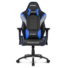 AK Racing Overture Gaming Chair (Blue)