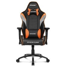 AK Racing Overture Gaming Chair (Orange)