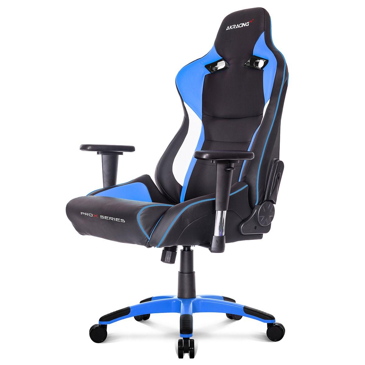 AK Racing ProX Gaming Chair Blue AK PROX BL