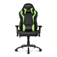 AKRacing Core Series SX Gaming Chair (Black, Green)