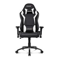 AKRacing Core Series SX Gaming Chair (Black, White)