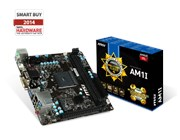 MSI AM1I AMD Socket AM1 Motherboard