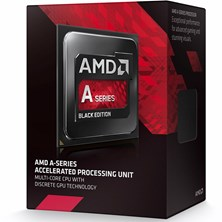 AMD A8 7650K 3.3GHz Quad Core (Socket FM2+) CPU
