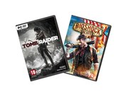 AMD Never Settle Reloaded Bioshock Infinite + Tomb Raider Game Download Voucher