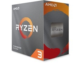 AMD Ryzen 3 3100 3.6GHz 4 Core (Socket AM4) CPU