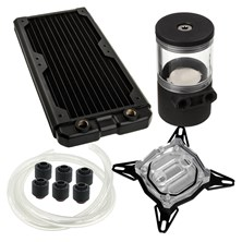 Hardware Labs Black Ice GTS 240 Professional Water Cooling Kit For Intel Processors