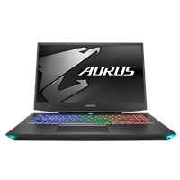 Gigabyte AORUS 15 15.6 Gaming Laptop - Core i7 2.6GHz, 16GB RAM