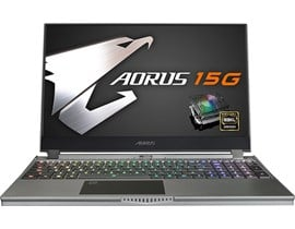 "AORUS 15G YB 15.6"" 32GB Core i9 Gaming Laptop"