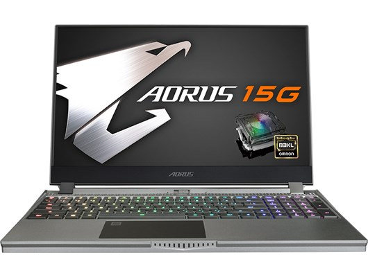 "AORUS 15G YB 15.6"" 16GB Core i7 Gaming Laptop"