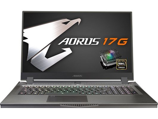 "Aorus 17G SB 17.3"" 16GB Core i7 Gaming Laptop"