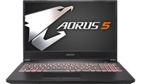 "AORUS 5 KB 15.6"" Gaming Laptop - Core i7 2.6GHz, 16GB RAM, 1TB Both"