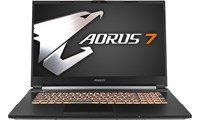 "AORUS 7 KB 17.3"" Gaming Laptop - Core i7 2.6GHz, 16GB RAM, 1TB Both"