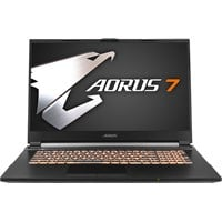 AORUS 7 SB 17.3 Gaming Laptop - Core i7 2.6GHz, 16GB RAM, 1TB Both