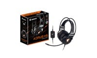 PROMO: Gigabyte AORUS H5 Binaural Gaming Headset (Black)