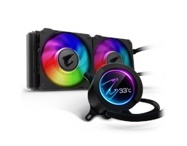 Gigabyte AORUS LIQUID COOLER 240 All-in-One 240mm Liquid CPU Cooler
