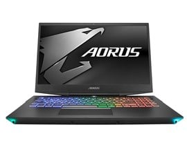 "Aorus 15 W9 144Hz 15.6"" 16GB Core i7 Gaming Laptop"