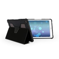 MAXCases Extreme Folio Case for Apple iPad Gen5 (Black)