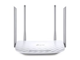 TP-LINK Archer C50 AC1200 867Mbps (5GHz) 300Mbps (2.4GHz) Dual-Band Wireless Router White (V3.0) *Open Box*