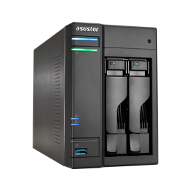 Asustor AS6102T 2-Bay NAS Enclosure