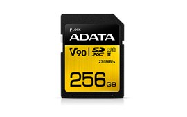Adata Premier ONE 256GB UHS-3 (U3) SD Card