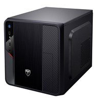 AvP Hyperion Mid Tower Gaming Case - Black USB 3.0