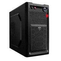 AvP Viper Mini Tower Gaming Case - Black USB 3.0