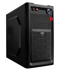 AvP Viper Mini Tower Gaming Case - Black
