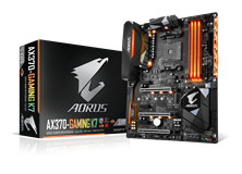 Gigabyte Aorus AX370-Gaming K7 AMD Socket AM4