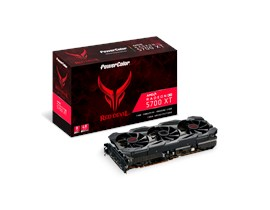 PowerColor Radeon RX 5700 XT Red Devil 8GB OC GPU