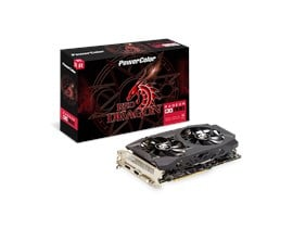 PowerColor Radeon RX 580 Red Dragon 8GB OC GPU