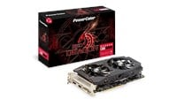 PowerColor Radeon RX 590 8GB Red Dragon Graphics Card