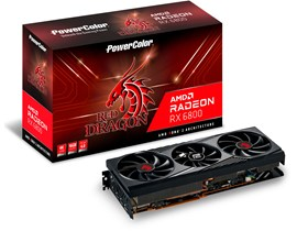 PowerColor Radeon RX 6800 Red Dragon 16GB OC GPU