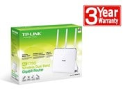TP-Link Archer C8 4-port Wireless Cable Router