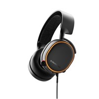 SteelSeries Arctis 5 RGB Gaming Headset Bi-Directional (Black)
