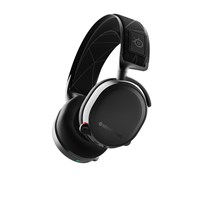 SteelSeries Arctis 7 (2019 Edition) Lossless Wireless Gaming Headset with DTS Headphone:X v2.0 Surround for PC and PlayStation 4 (Black)