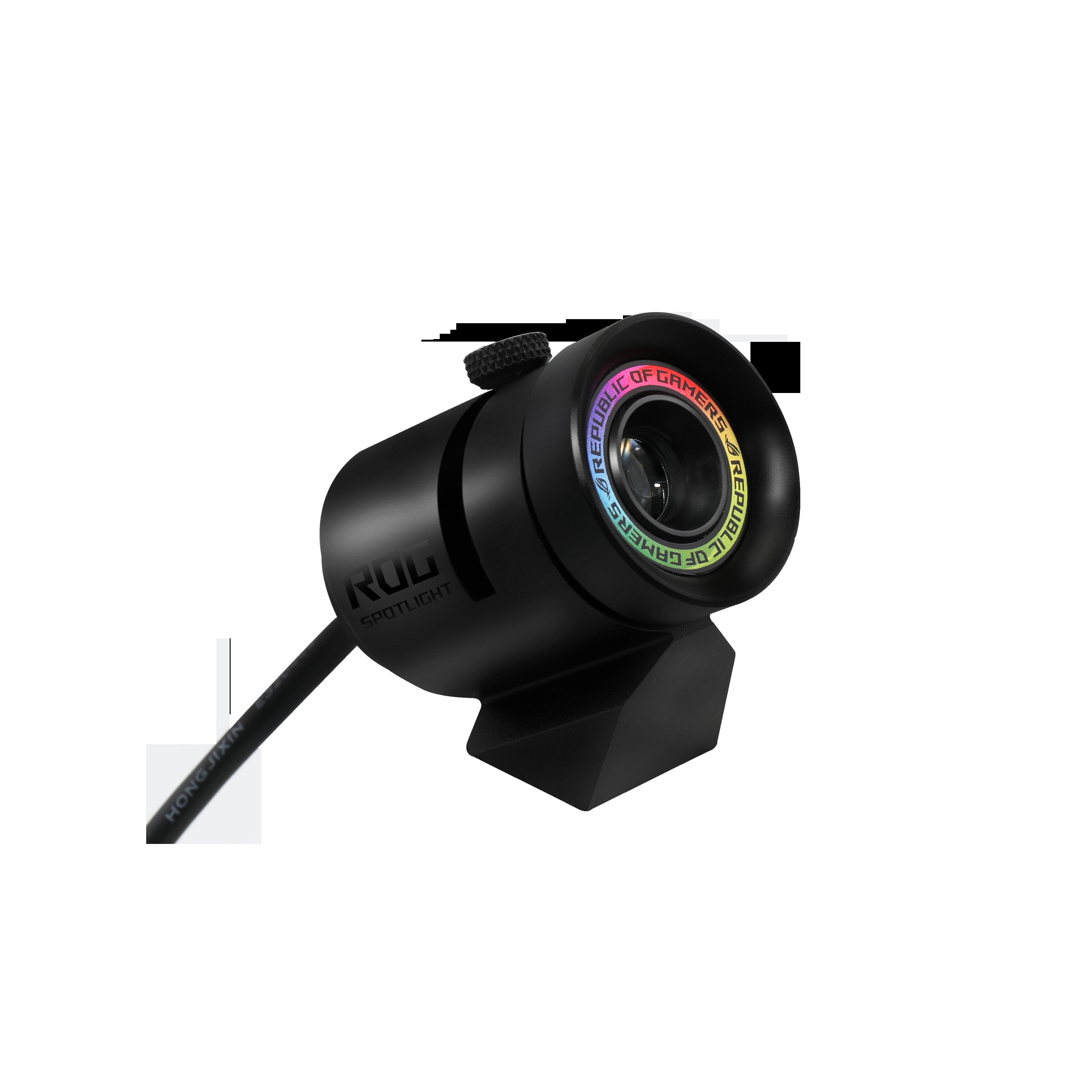ASUS ROG Spotlight USB Logo Projector with Aura Sync RGB LED