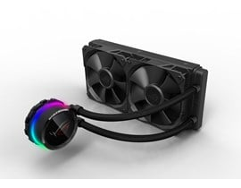 ASUS ROG Ryuo 240 All-in-One 240mm Liquid CPU Cooler