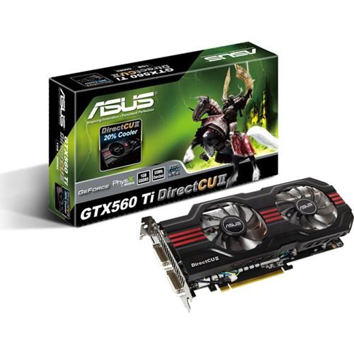 I/P: GeForce 560TI 1 GB DirectCU II